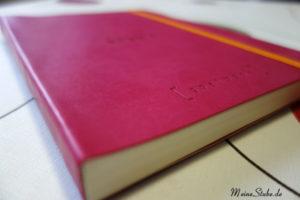 Bullet Journal in Farbe Himbeere von Rhodia