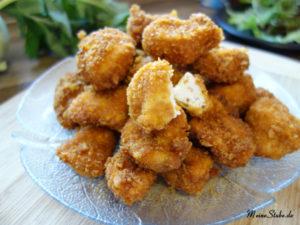 Chicken Nuggets frittiert