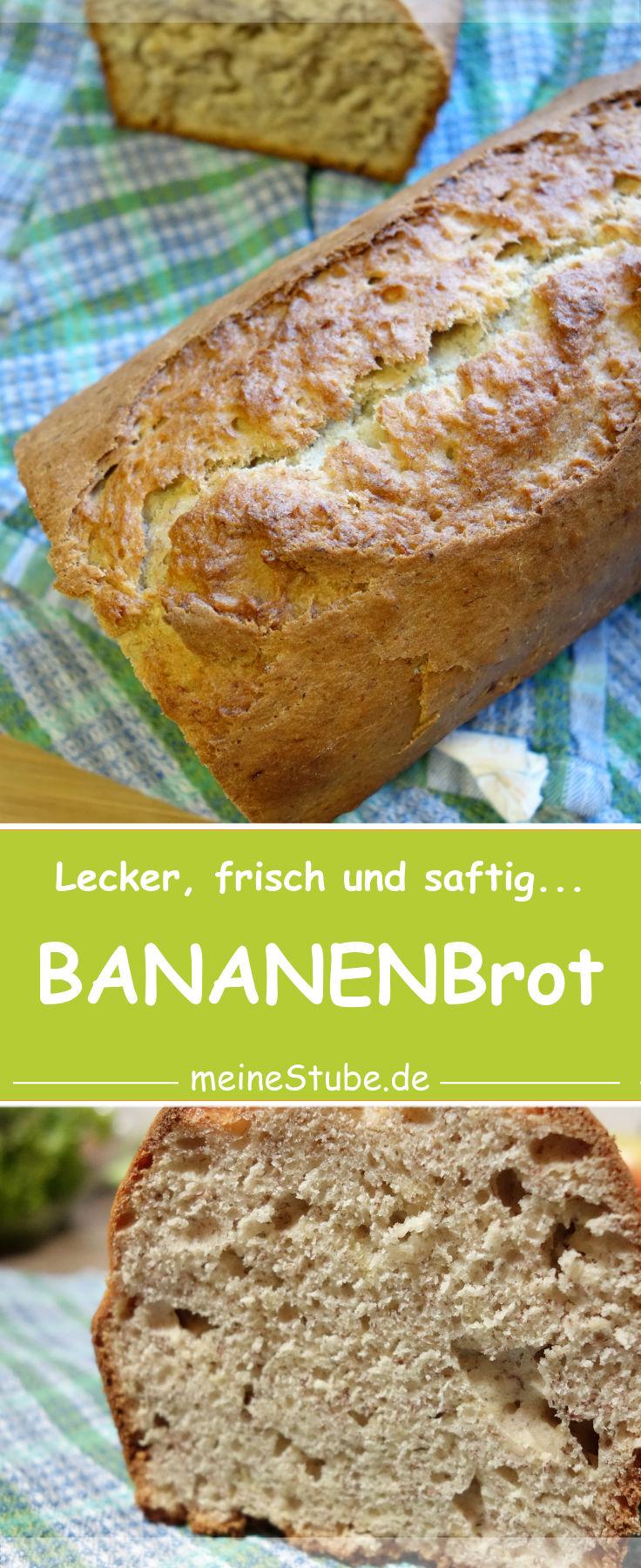 Bananenbrot-frisch-lecker