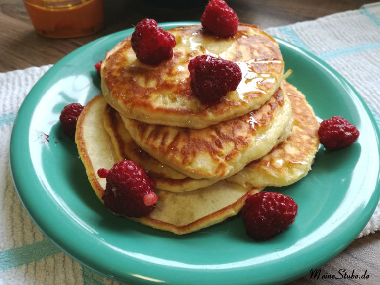 Pancakes-buttermilk