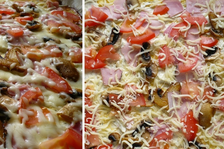 Pizzaboden Low Carb