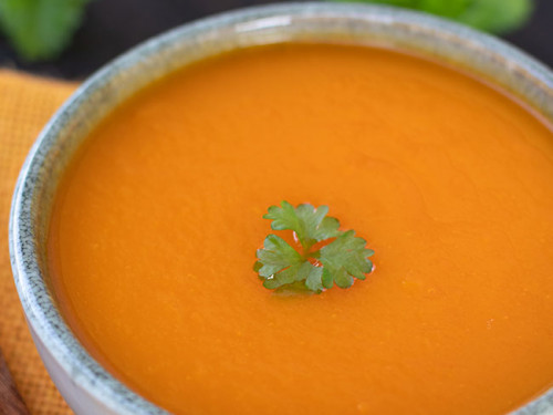 Karottensuppe die bei Durchfall helfen soll, meinestube