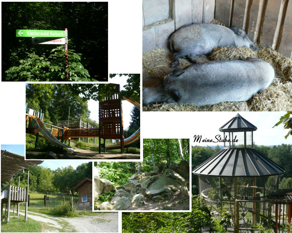 Wildpark-Haibach