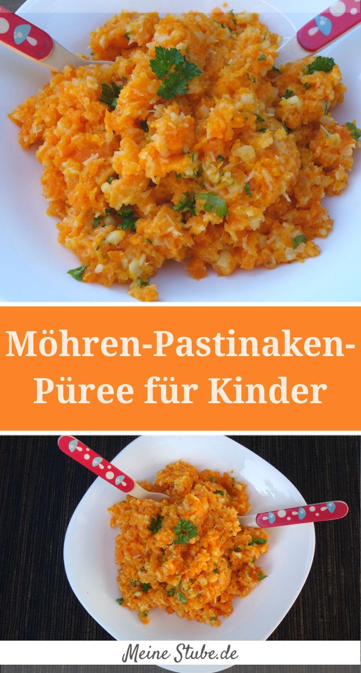 Moehren-Pastinaken-Pueree