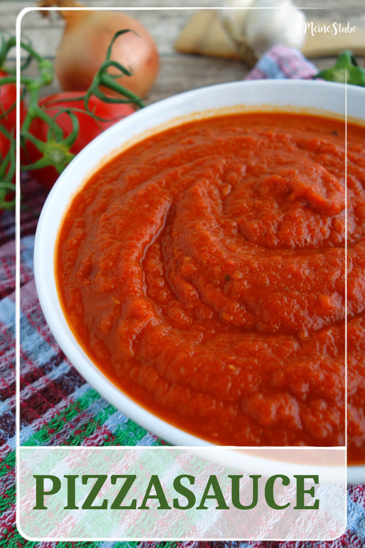 Rezepte für leckere Pizzasauce aus frischen Bio Tomaten.