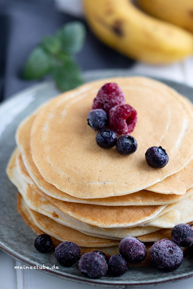 Rezept für Pfannkuchen nach Omas Rezept, meinestube
