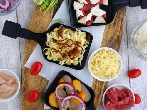 Raclette Ideen für das gemütliche Raclette