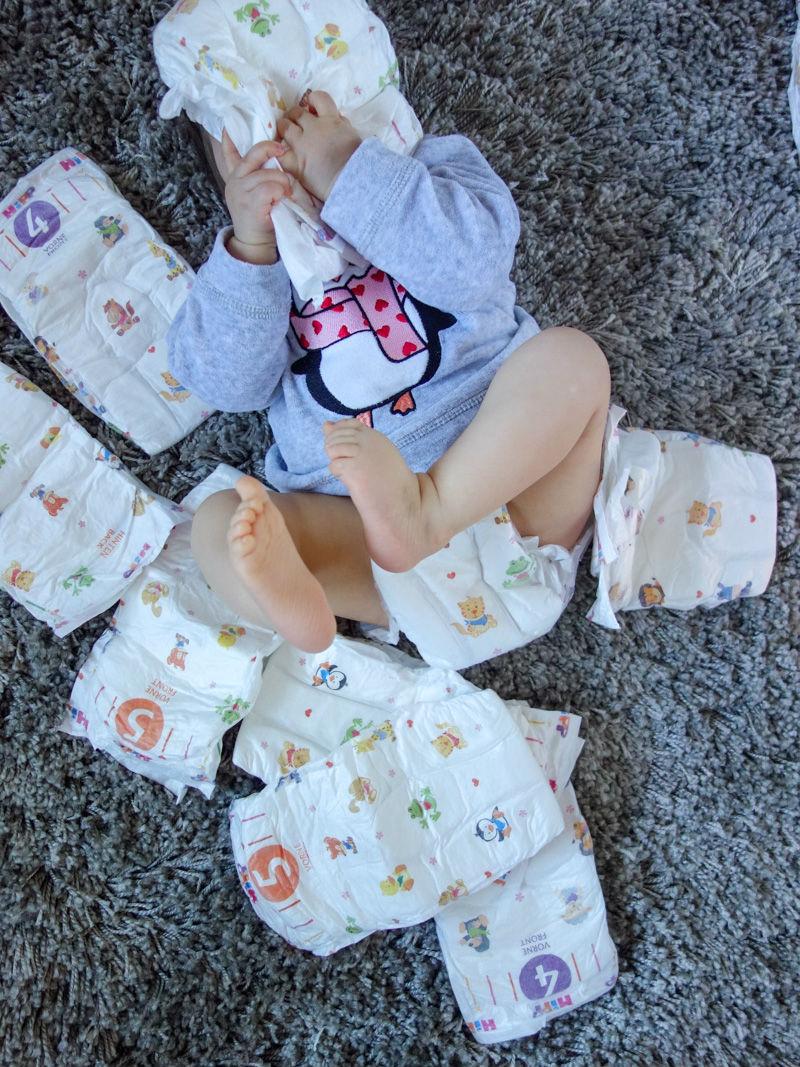 HiPP Windeln Babysanft von meinestube getestet