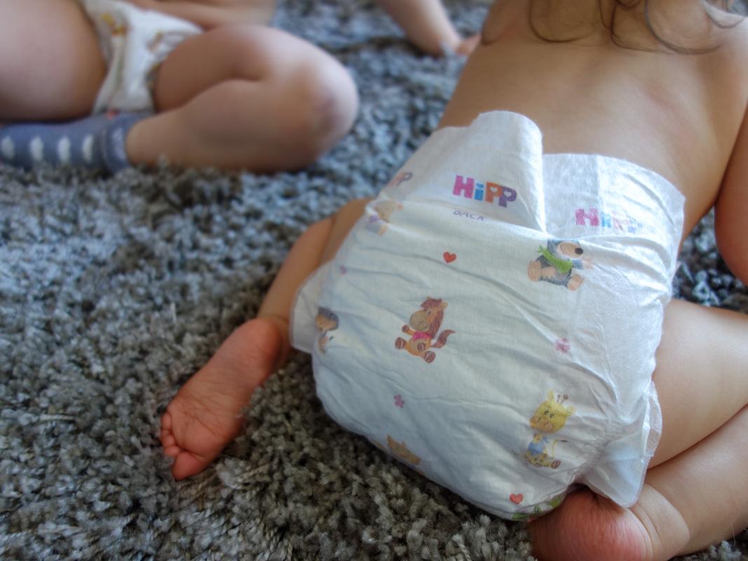 Hipp Babysanft Windeln angenehm weich