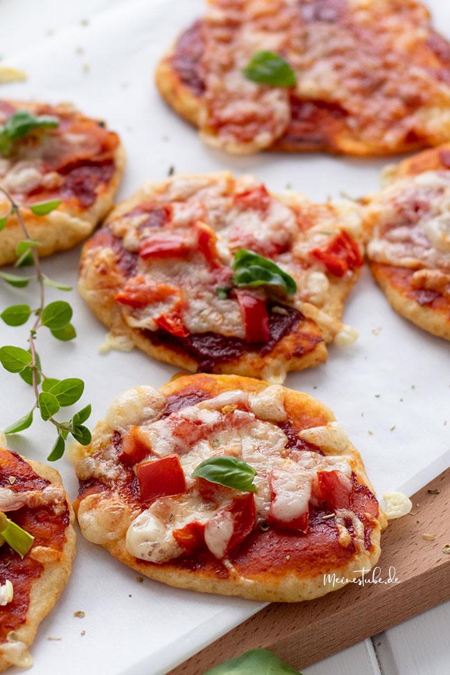 Pizza für Babys und Kinder, meinestube