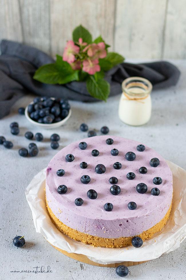 Rezept für Heidelbeer-Torte, meinestube