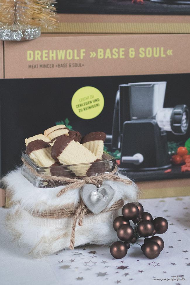 Gewinnspiel Drehwolf Lurch, Spritzgebäck, Meinestube