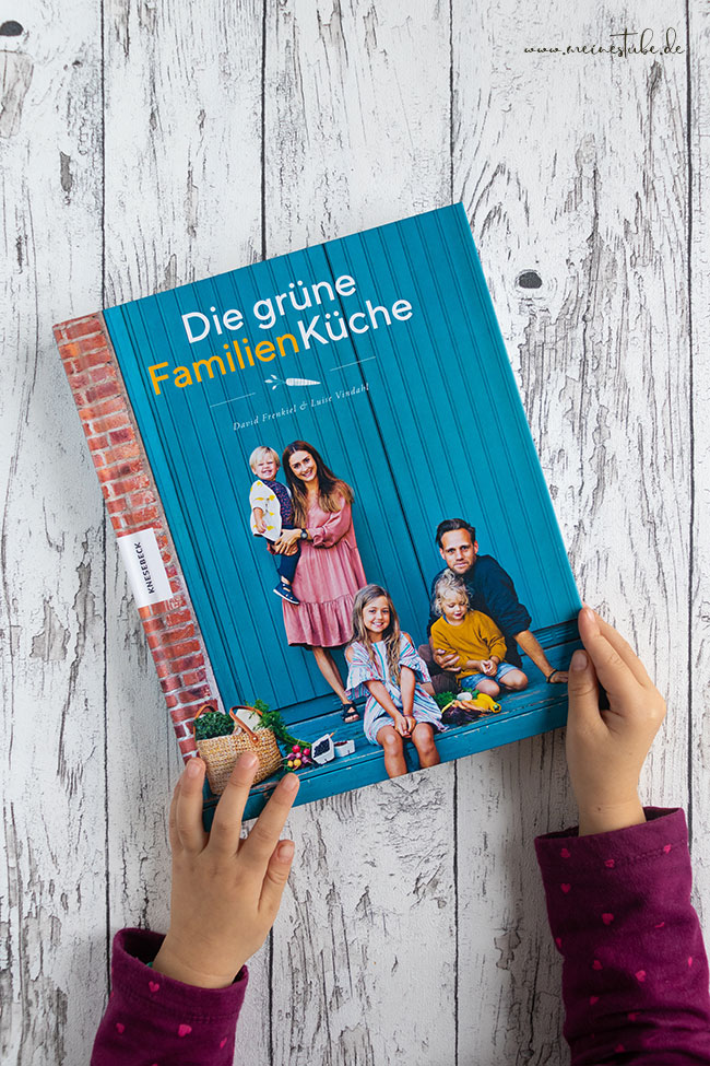 Kochbuch: Die grüne Familienküche vom Knesebeck Verlag, meinestube
