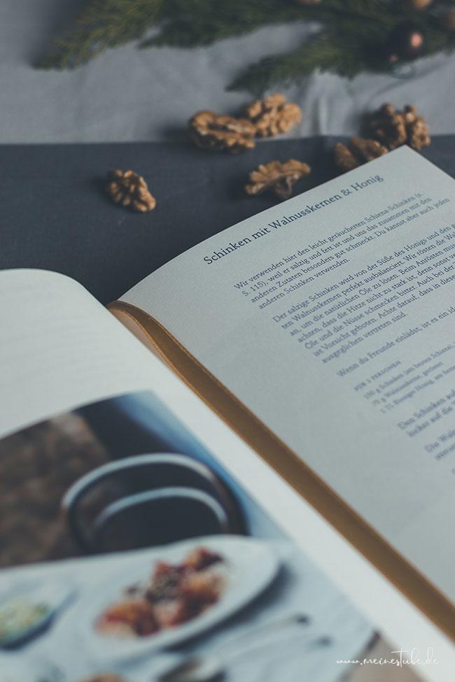 Kochbuch mit Rezepten aus London, meinestube