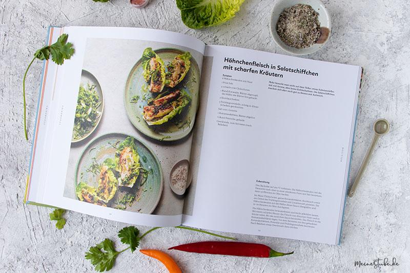 Kochbuch Atlas Cookboock von Charlie Carrington