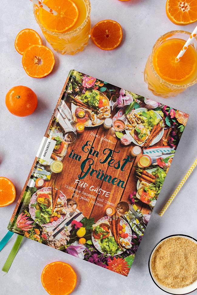Kochbuch: Ein Fest im Grünen für Gäste mit meinestube