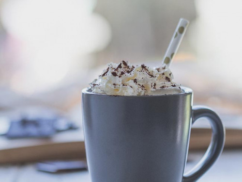 Kakao mit Sahne, meinestube