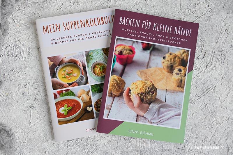 Zwei weiter Kochbücher für Kinder, meinestube