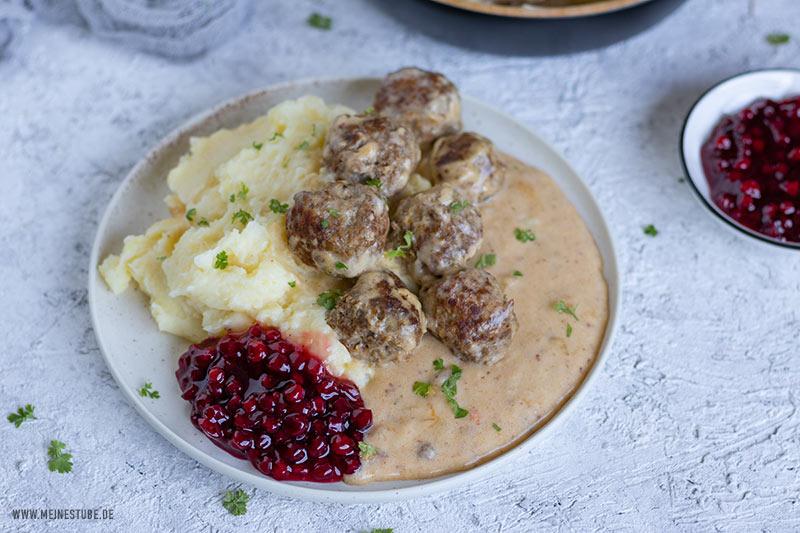 Swedische Köttbullar, meinestube