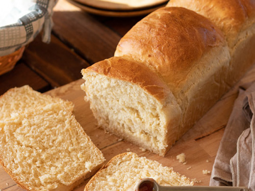 Toastbrot backen für die Familie, meinestube